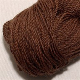 Strong wool embroidery thread-brown