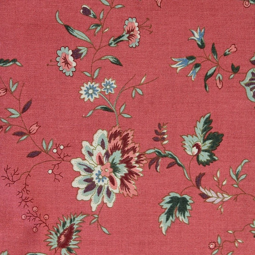 Dutch heritage chintz- coral 2032