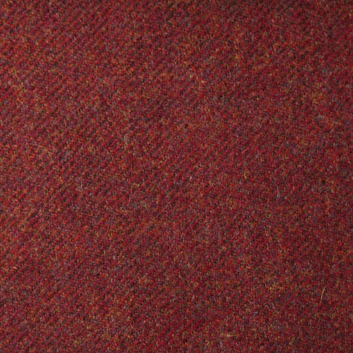 English wool twill- red