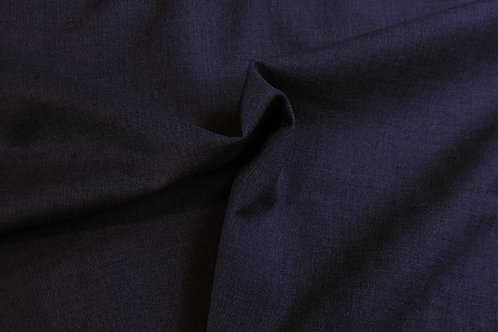 Thin tabby wool- Dark navy blue