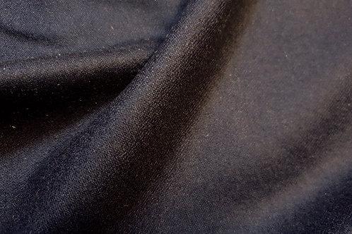 Thin Wool twill-dark blue