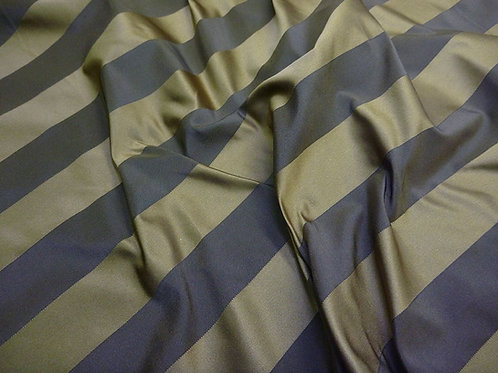 Stripe-gray blue 25