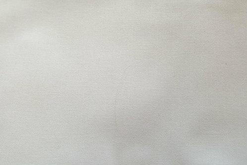 Plain fine shirt cotton-white