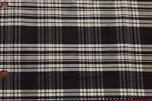 Silk tartan-113