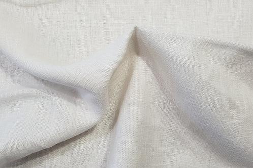 Medium prewashed linen 290g-white