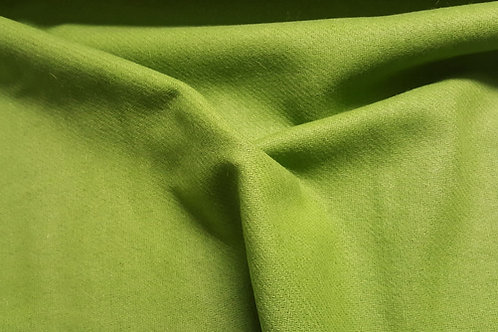 Wool twill-Spring green