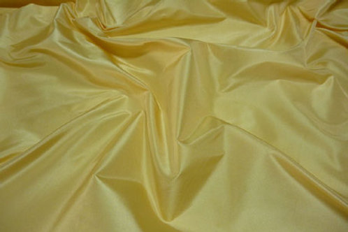 Silk taffeta-light yellow