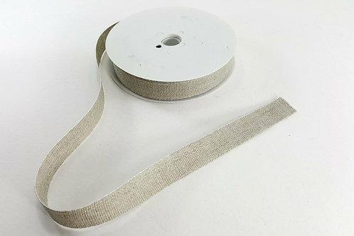 Linen tape -natural
