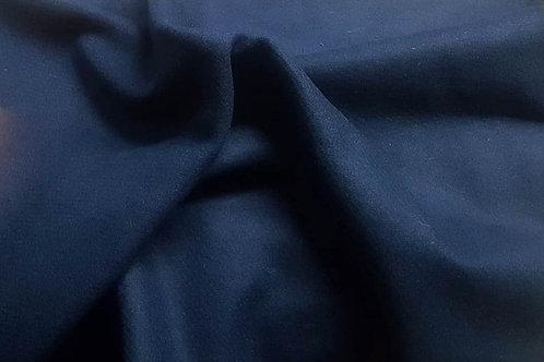 Wool twill-Dark blue