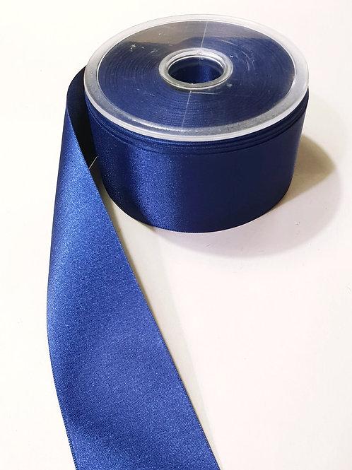 Satin ribbon 48mm- royal blue