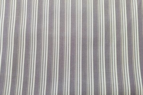 Cotton lining- striped dark blue D
