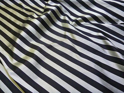 Stripe-black & gray 39