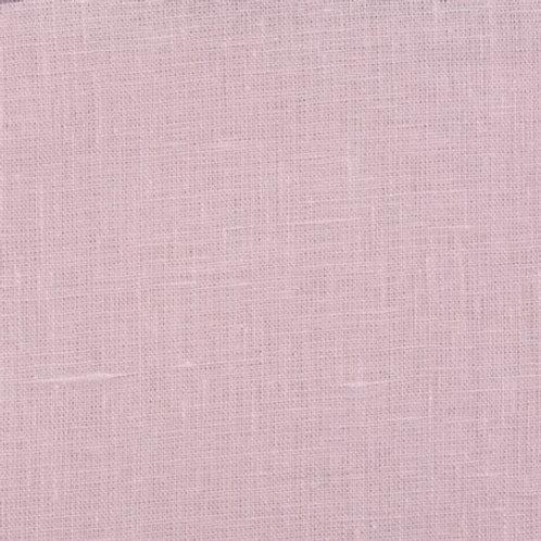 Medium prewashed linen 185g- light pink