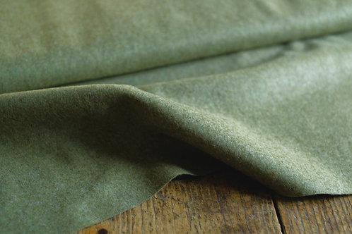 German tabby wool- green 459