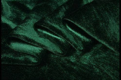 Fabric swatch-silk velvet