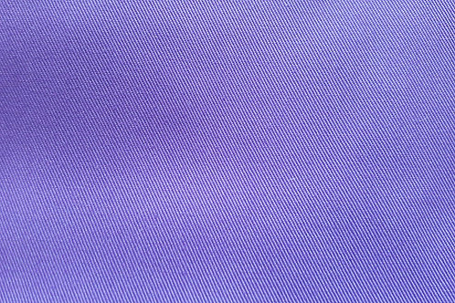 Cotton twill-purple