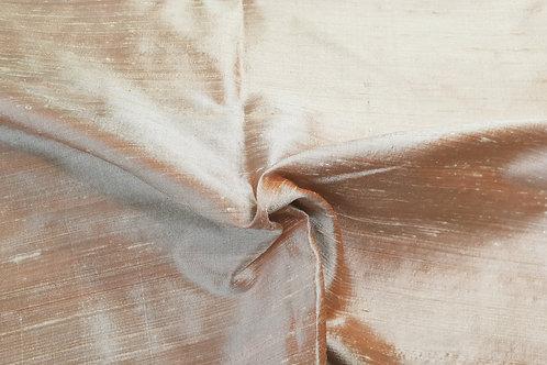 Silk dupion- light peach