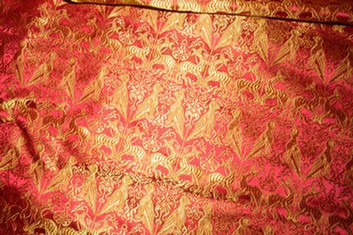 Silk brokade-palermo 1104