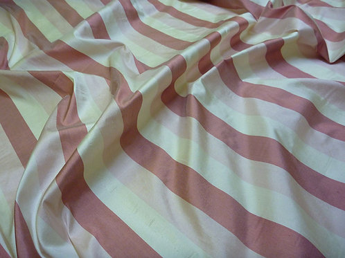 Stripe-pink white
