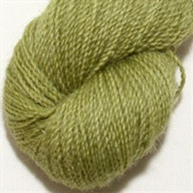 Strong wool embroidery thread-spring green