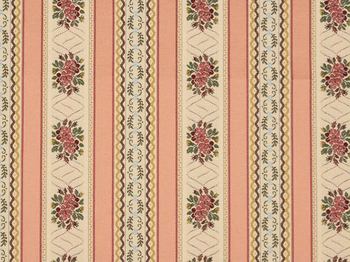 Cotton/poly upholstery fabric- light pink