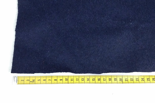 Recycled broadcloth-dark blue