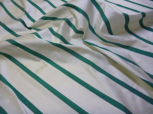 Stripe-green white