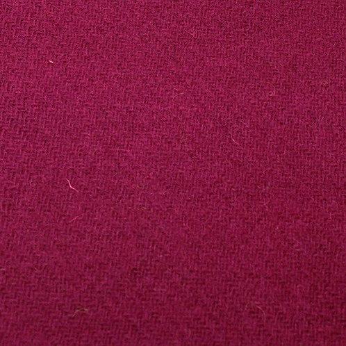 Wool twill-magenta