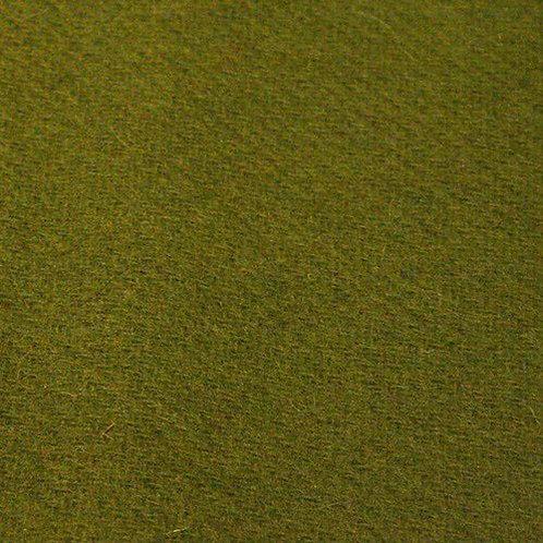 Wool twill-olive green2