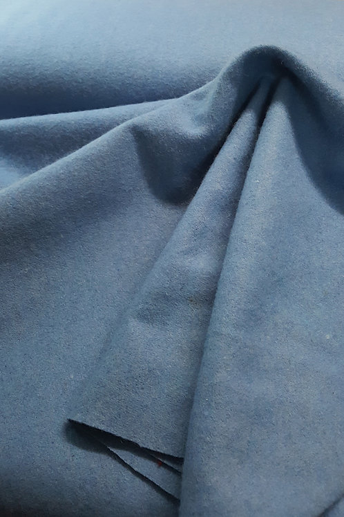 Recycled broadcloth-light blue