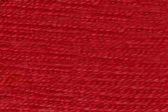 Swedish linen thread 35/3-red 1007