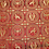 Thumbnail: Silk brokade-Red Italian 1200