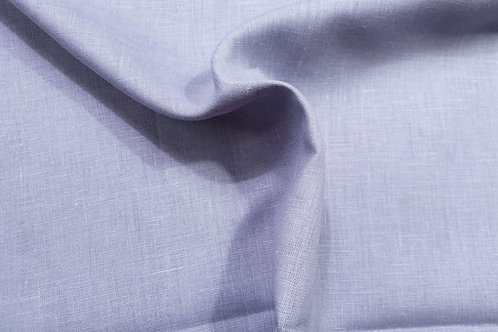 Medium prewashed linen 185g- dusty blue