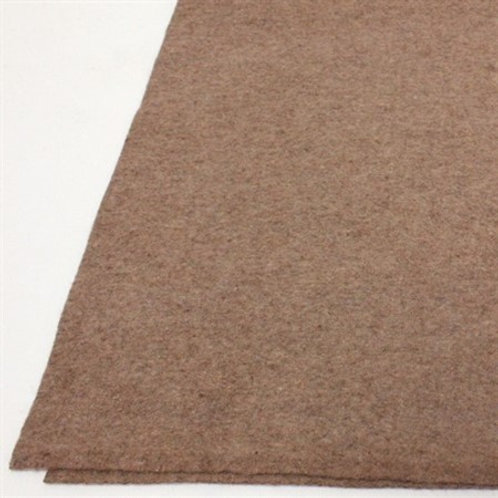Recycled broadcloth-light brown