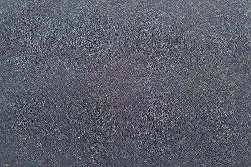 Wool kashmir twill-gray+blue