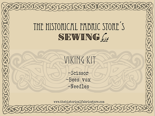Giftbox- viking sewing kit