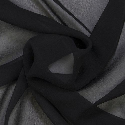 Georgette 40g-dark navy blue