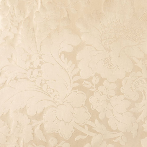 Silk damast-white
