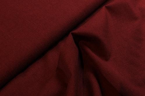 Thin tabby wool- Dark red