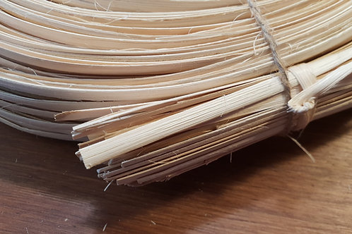 Flat rattan cane boning- 5-6mm