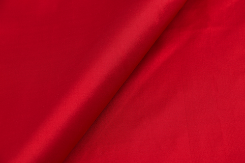 Silk taffeta B-red 042