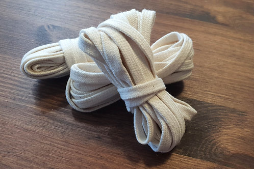 Corset lace 3m-natural