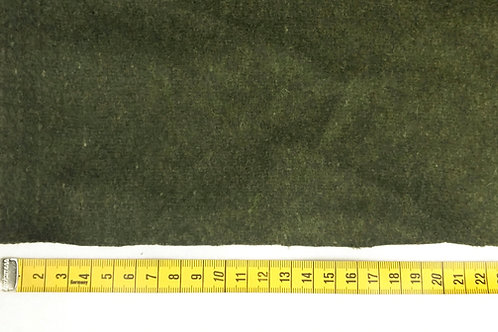 Recycled broadcloth-dark olive green