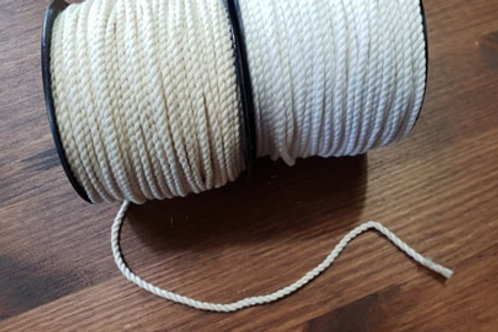 Cotton lace string 2,5mm