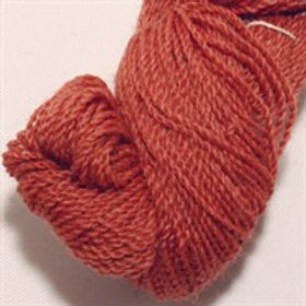 Strong wool embroidery thread-madder
