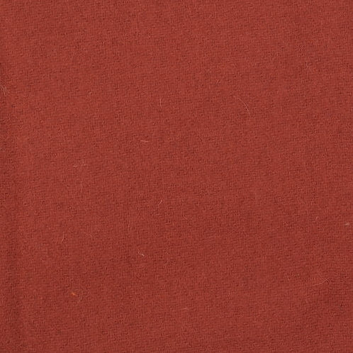 Wool twill-light madder red