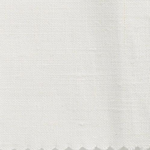 Organic hemp fabric 122g-white
