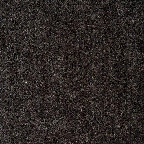 Herringbone wool fabric 100%-dark gray
