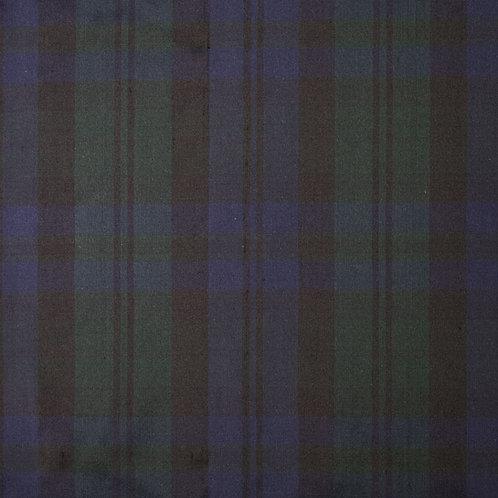 Silk tartan-109