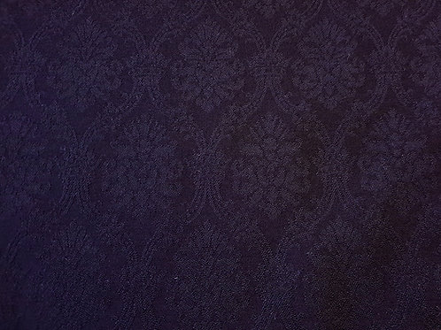 Norwegian wool/silk damast-medalions